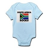 South Africa Rocks Infant Bodysuit