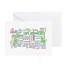 Unique Advocacy Greeting Cards (Pk of 10)