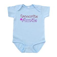 Favourite Auntie Infant Bodysuit