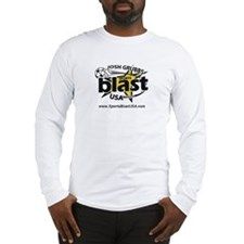 Custom Sports Blast USA Long Sleeve T-Shirt
