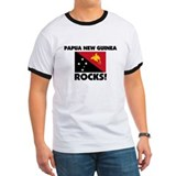 Papua New Guinea Rocks T