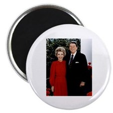 "Ronnie and Nancy 2.25"" Magnet (100 pack)"