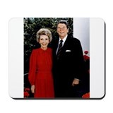 Ronnie and Nancy Mousepad