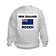 New Zealand Rocks Sweatshirt