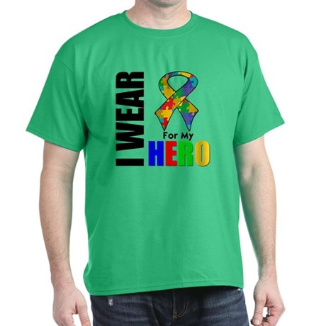 Autism Hero Dark T-Shirt