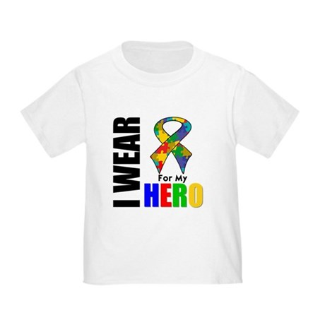 Autism Hero Toddler T-Shirt