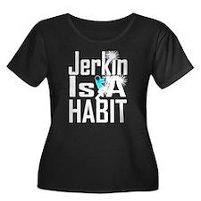 Jerkin Is A Habit (BLACK/WHIT T