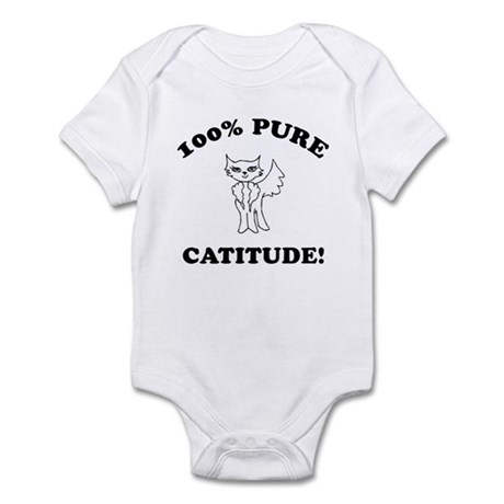 Cat Humor Gifts Infant Bodysuit