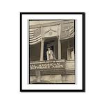 Jeanette Rankin Framed Panel Print