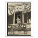 Jeanette Rankin - 1st US CongressWoman Poster