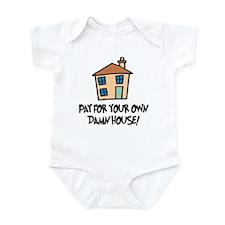Damn House Infant Bodysuit