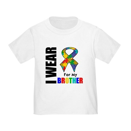 Autism Brother Toddler T-Shirt