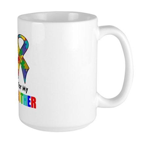 Autism Brother Large Mug