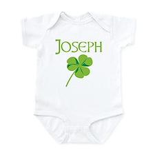 Joseph shamrock Infant Bodysuit