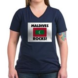 Maldives Rocks Shirt