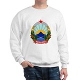 Macedonia Coat of Arms Sweatshirt