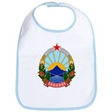 Macedonia Coat of Arms Bib
