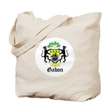 Gabonese Coat of Arms Seal Tote Bag