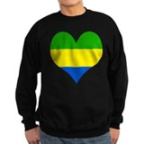 I Love Gabon Sweatshirt