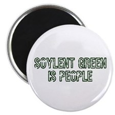 "Soylent Green Is People 2.25"" Magnet (10 pack)"