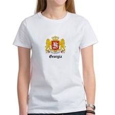 Georgian Coat of Arms Seal Tee
