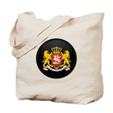 Coat of Arms of Georgia Tote Bag