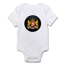Coat of Arms of Georgia Infant Bodysuit