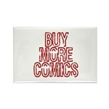 Buy More Comics Rectangle Magnet (100 pack)