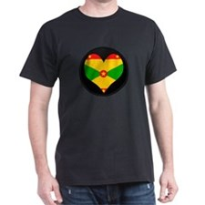 I love grenada Flag T-Shirt