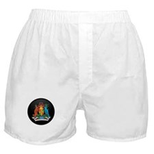 Coat of Arms of grenada Boxer Shorts