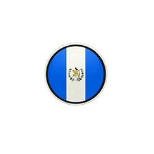 Guatemala Mini Button (10 pack)