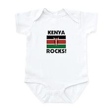 Kenya Rocks Infant Bodysuit