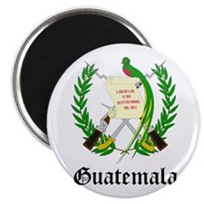"Guatemalan Coat of Arms Seal 2.25"" Magnet (10 pack"