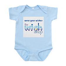 The Wish Shop Logo Gear Infant Creeper