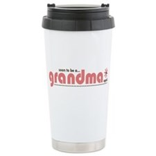 Soon to be a Grandma Again Ceramic Travel Mug