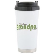 Soon to be a Grandpa Again Ceramic Travel Mug