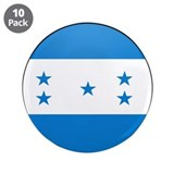 "Honduras 3.5"" Button (10 pack)"