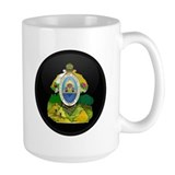 Coat of Arms of Honduras  Tasse