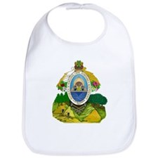 Honduras Coat of Arms Bib