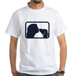 FoodPhoner Fitted T-Shirt