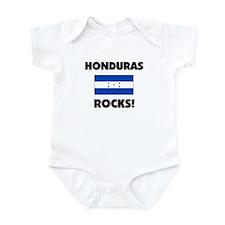 Honduras Rocks Infant Bodysuit