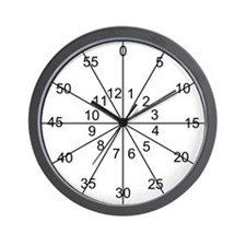 Teach Me Wall Clock
