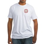 Mason Fire Fighter Fitted T-Shirt