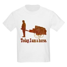 Today, I am a horse T-Shirt