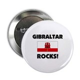"Gibraltar Rocks 2.25"" Button"