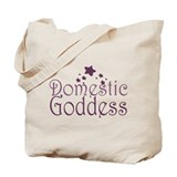 Domestic Goddess Tote Bag
