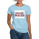 chloe rules Women's Light T-Shirt