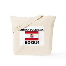 French Polynesia Rocks Tote Bag