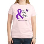 Pancreatic Cancer Son-in-Law Women's Light T-Shirt