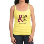 Pancreatic Cancer Son-in-Law Jr. Spaghetti Tank